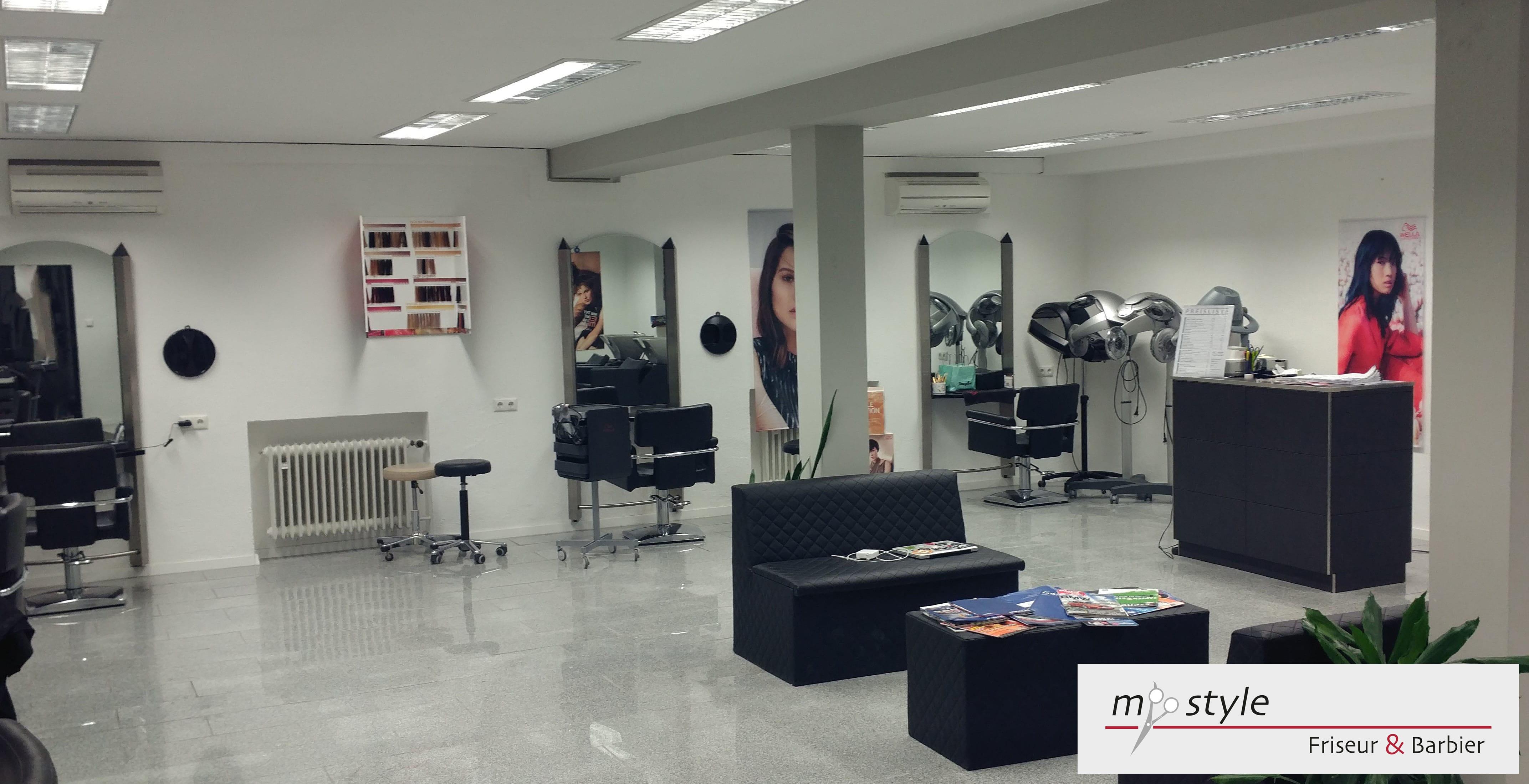 M-Style » Ihr Friseur & Barbier in Mering